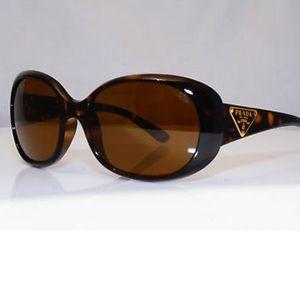 Authentic PRADA SPR27L Tortoise Shell Sunglasses